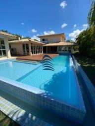 Casas em Quintas de Sauípe alto padrão terreno de 2.000,00 m2 com 5 quartos 4 suítes + dep