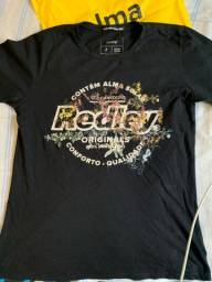 Camiseta Redley Preta