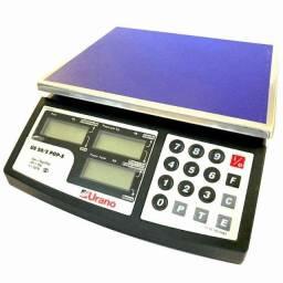 Balança Digital 20kg Recarregável Energia Bivolt Com Selo Inmetro