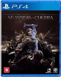Título do anúncio: Terra Media - Sombras da Guerra PS4 - Midia Fisica