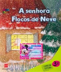 Livro: A Senhora Flocos de Neve por Silvana Tavano