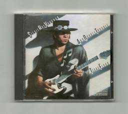 Cd - Stevie Ray Vaughan And Double Trouble - Texas Flood - Usado