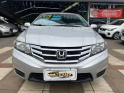 Título do anúncio: Honda city 2013 1.5 ex 16v flex 4p automÁtico