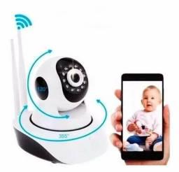 Câmera ip wireless/atacado e varejo entrega a domicílio Jp e região