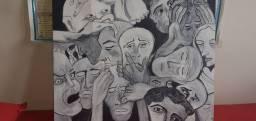 Pinturas a mão