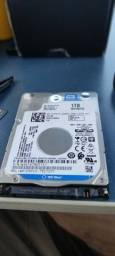 HD WD 1Tb 2.5 SATA notebook