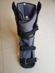 Bota imobilizadores ortopédica