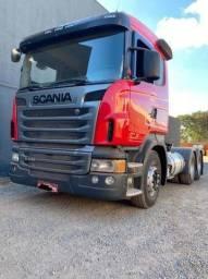 Título do anúncio: Scania R440 A6x2