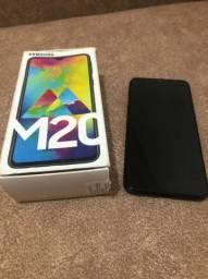 Samsung M20 64gb azul