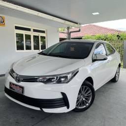 Toyota Corolla GLI Upper 2019 Baixa Km