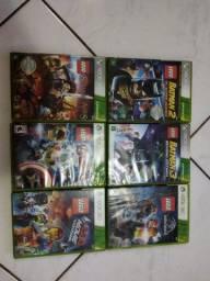 Título do anúncio: Venda jogos Xbox 360.