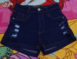Short jeans- NOVO