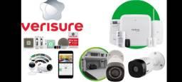 Venda e instalação de alarmes e cameras de segurança.