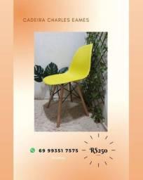 Cadeira Charles eames nova