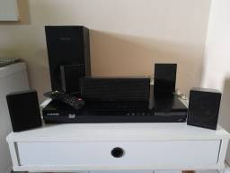 Home theater Samsung blu-ray 3D