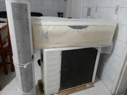 Ar condicionado 18.000 BTUS mais cortina de ar