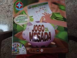 Vendo Jogo da MESADA Novo nunca foi usado Valor. 80,00