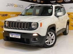 Título do anúncio: Jeep Renegade Longitude 1.8 Flex Automático 2016