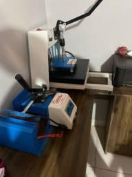 Título do anúncio: Vende duas máquinas compacta print