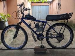 Bike Motorizada ZERO, sem defeitos, tudo revisado e novo