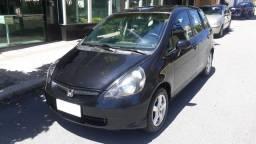 Honda Fit 2007 Completo Banco de couro