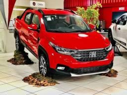Título do anúncio: Fiat Strada VOLCANO 1.3 FLEX CD 4P
