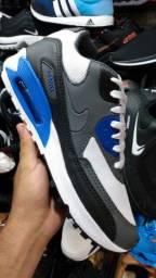 Nike Air 90 cores, masculino e feminino