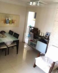 Apartamento mobiliado no Imbuí, 2 suítes, área de serviço e 2 vagas de garagem