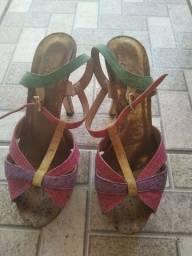 Desapego - sandália 10,00