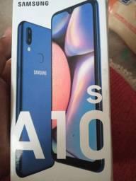 Samsung A10s novíssimo