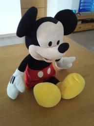 Baixou! Pelúcia Disney Mickey Mouse 50cm original comprada nos Estados Unidos
