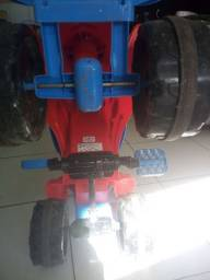 Triciclo. Conservado Cross calesira
