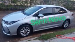 Corolla 19/2020 SEMI NOVO