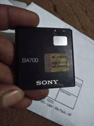 Bateria para celular Sony original.