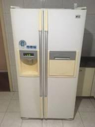 Vendo geladeira BY SIDE