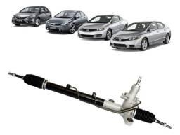 Setor caixa de direção completo do Honda Civi 2012 ate 2015 original