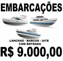 Barcos e Lanchas Parceladas - Realize a Simulação