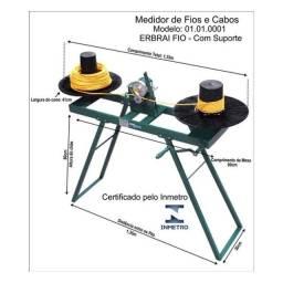 Título do anúncio: Máquina De Medir Fios E Cabos Com Suporte Inmetro