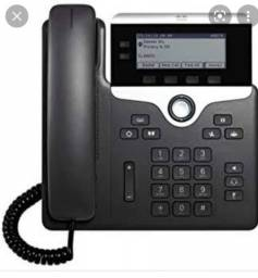 Título do anúncio: Telefone IP Cisco CP 7821 SemiNovo