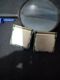 Processador Intel core i3 e i5