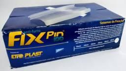 Pino Plastico Fix Pin Anti Furto 40mm - Caixa com 5000, Etiq Plast, 16977, Multicor