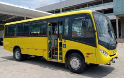 Ônibus Vw 15.180 Senior mini Carroceira Marcopolo 49 Lugares ano 2012