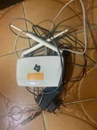 Modem da oi com Wi-Fi