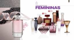 Perfume masculino e  feminino da hinode