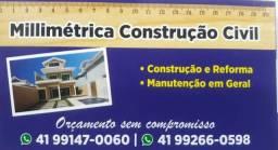 Mestre do Forro PVC/Reboco/Piso/Manutenção/Reformas