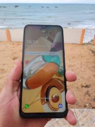 LG k41S novinho 3 mes de uso troco em iphone