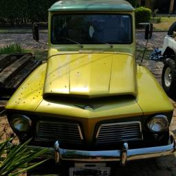 Relíquia - Rural Willys