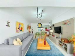 Excelente Apartamento 4 quartos em Boa Viagem, 150m², 2 vagas, reformado