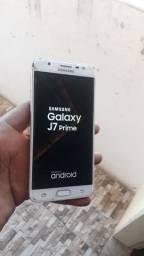 SAMSUNG GALAXY J7PRIME BIOMETRIA 32GB DE MEMÓRIA 4G.
