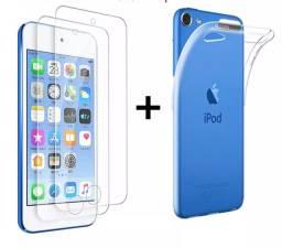 Capa ou película iPod Touch